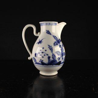 Vienna jug with fels-und-vogel pattern, C. 1760 -0