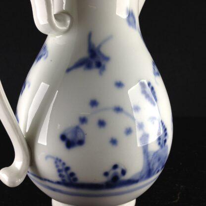 Vienna covered jug, 'fels und vogel' pattern, C. 1760 -5475