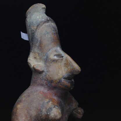 Pre-Columbian figure, Jalisco (central Mexico) 200BC- 300AD-5495