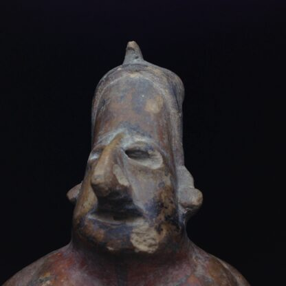 Pre-Columbian figure, Jalisco (central Mexico) 200BC- 300AD-5501