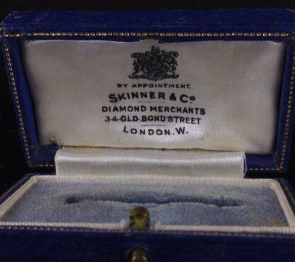 Gold RAF badge, 'sweethearts' brooch, WWII-6190