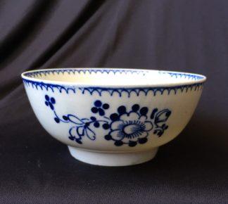 Liverpool slop bowl, Seth Pennington c.1775 -0