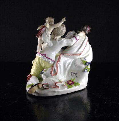 Meissen style porcelain group, Samson C. 1880 -6108