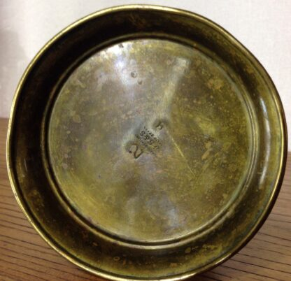 English Arts & Crafts copper jug, Joseph Sankey of Bilston, c. 1910-6656