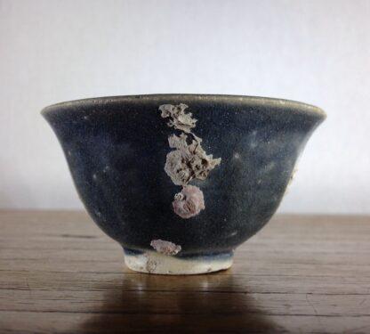 Hoi An Shipwreck: Vietnamese deep blue glaze wine cup, C. 1480-6716