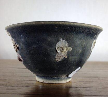 Hoi An Shipwreck: Vietnamese deep blue glaze wine cup, C. 1480-6720