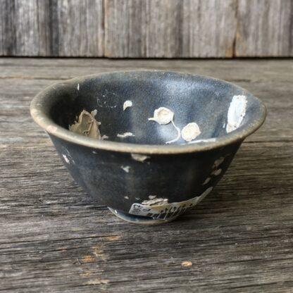 Hoi An Shipwreck: Vietnamese deep blue glaze wine cup, C. 1480-29720