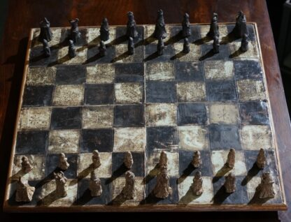 The Boyd Chess set, 1960's