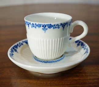 Saint Cloud Mennecy cup saucer