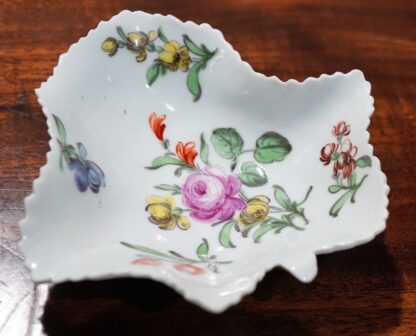 Worcester Rogers Style pickle dish