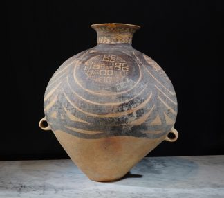 Chinese Neolithic Pottery Urn