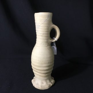 German Sieburg stoneware Jacobakannen jug, Circa 1400 -0