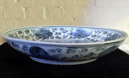 Ming Dynasty Phoenix dish, 16th - early 17th century-9282