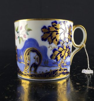Newhall coffee can, 'Elephant' pattern 876, c. 1805-0