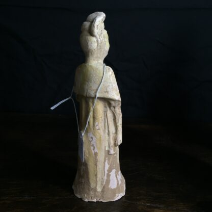 Tang dynasty glazed figure of a Lady, 8th century AD-9902