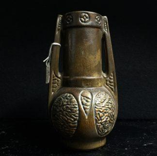 Tooth & Co , Bretby Art Nouveau vase, CLANTA ware, C. 1915 -0