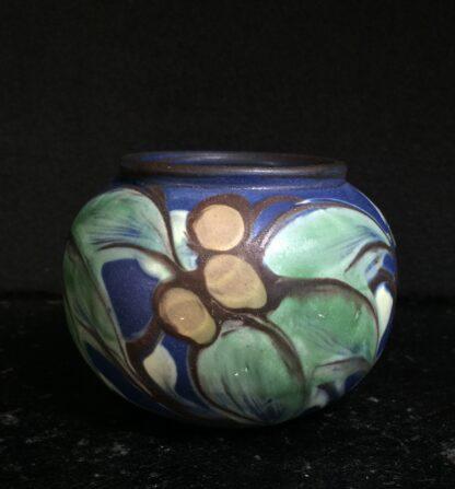 Danish Art Pottery vase, H. A. Kahler, circa 1925 -11282