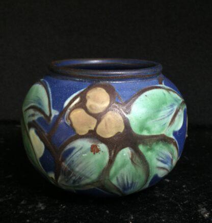 Danish Art Pottery vase, H. A. Kahler, circa 1925 -11285