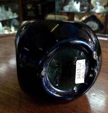 Dunmore Pottery (Scotland) vase with 'smoke' glaze, Dresser influenced, c. 1890-1900-11361