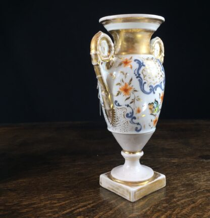 French vase, classical heads & butterflies, c.1830-11838
