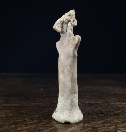 Hittite pottery figure of Astarte, fertility goddess, Syria 2nd millennium BC-12967