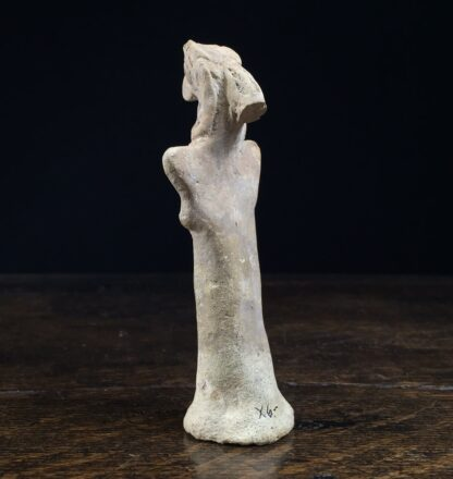 Hittite pottery figure of Astarte, fertility goddess, Syria 2nd millennium BC-12968
