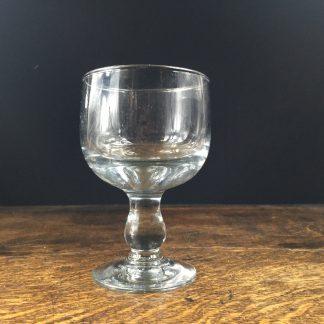 Victorian rummer glass, 19th century-0