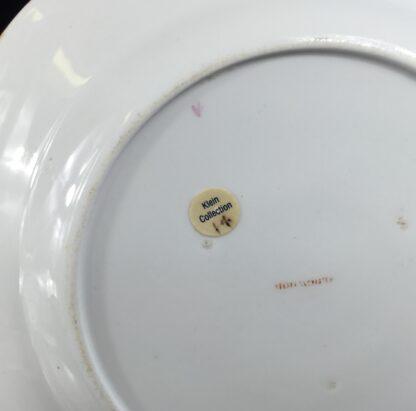 Wedgwood bone china plate, pattern 492, C. 1815-12884