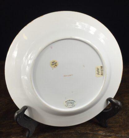 Wedgwood bone china plate, pattern 492, C. 1815-12887