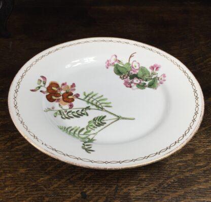 Wedgwood bone china plate, pattern 492, C. 1815-12892