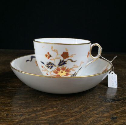 Wedgwood bone china Cup & Saucer, C. 1812-22.-12901