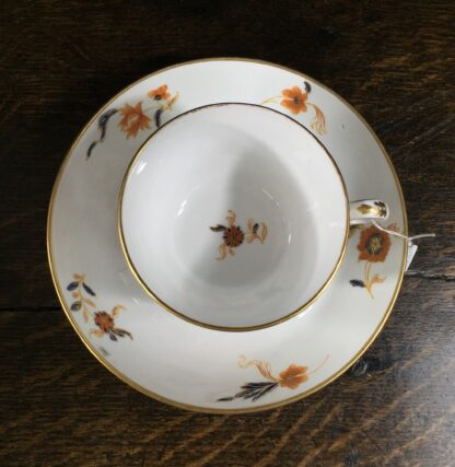 Wedgwood bone china Cup & Saucer, C. 1812-22.-12903