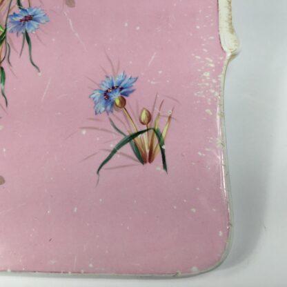 Russian porcelain bread and salt board, c.1895-13034