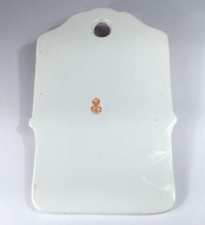 Russian porcelain bread and salt board, c.1895-13036