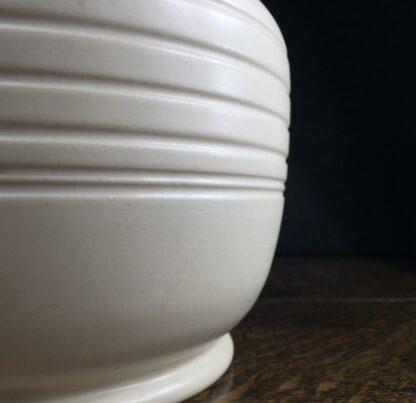 Modernist pottery vase by Langley, circa 1935-13584