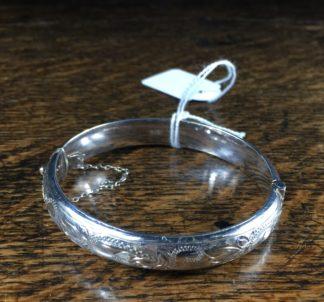 Sterling Silver bracelet, Birmingham 1969-0