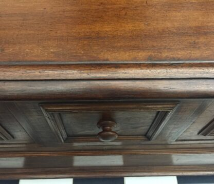 Large Australian cedar shop counter, c. 1870 -14162