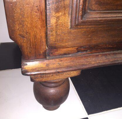 Large Australian cedar shop counter, c. 1870 -14165