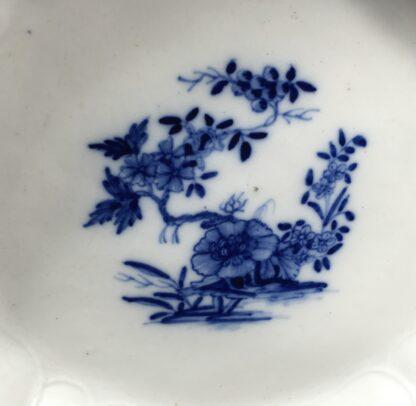 Tournai plate, Oriental Garden, C. 1780 -14513