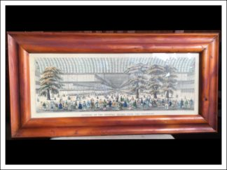 Crystal Palace print, The Great Exhibition, 1851-0