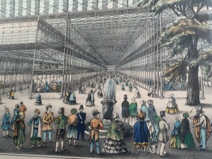 Crystal Palace print, The Great Exhibition, 1851-14698