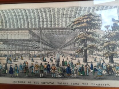 Crystal Palace print, The Great Exhibition, 1851-14699