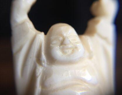 Ivory Buddha figure, c.1900-15044