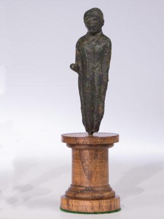 Ancient Greek Kouros figure, c. 450 BC-0