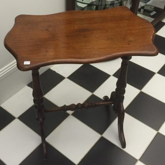 Australian Blackwood side table, circa 1880-0