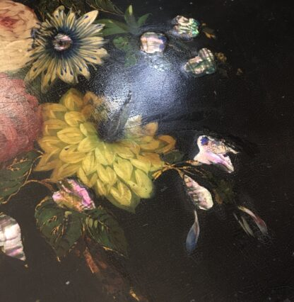 Large Victorian Paper Mache tray, c. 1835-17749