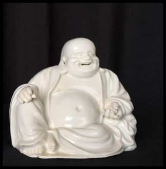 Chinese porcelain Budai, Kanxi circa 1680-0