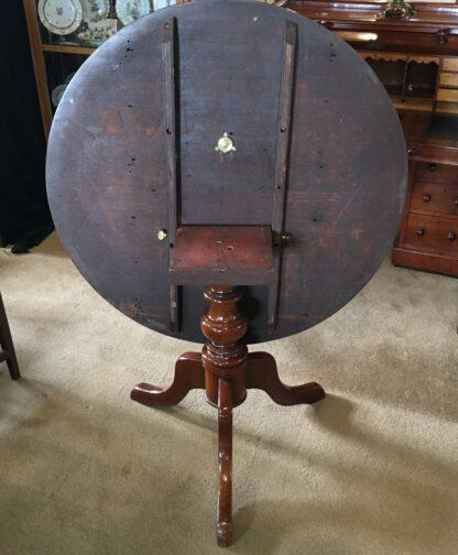 Australian Cedar round table, circa 1880-19429