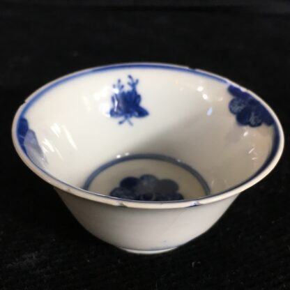 Chinese teabowl & saucer c.1720 -20220