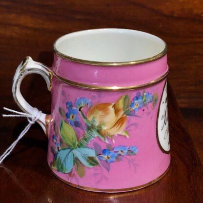 Edwardian presentation mug. C.1906-33050